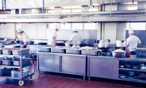 So arbeiten Pflege und Küche im Spital Tiefenau