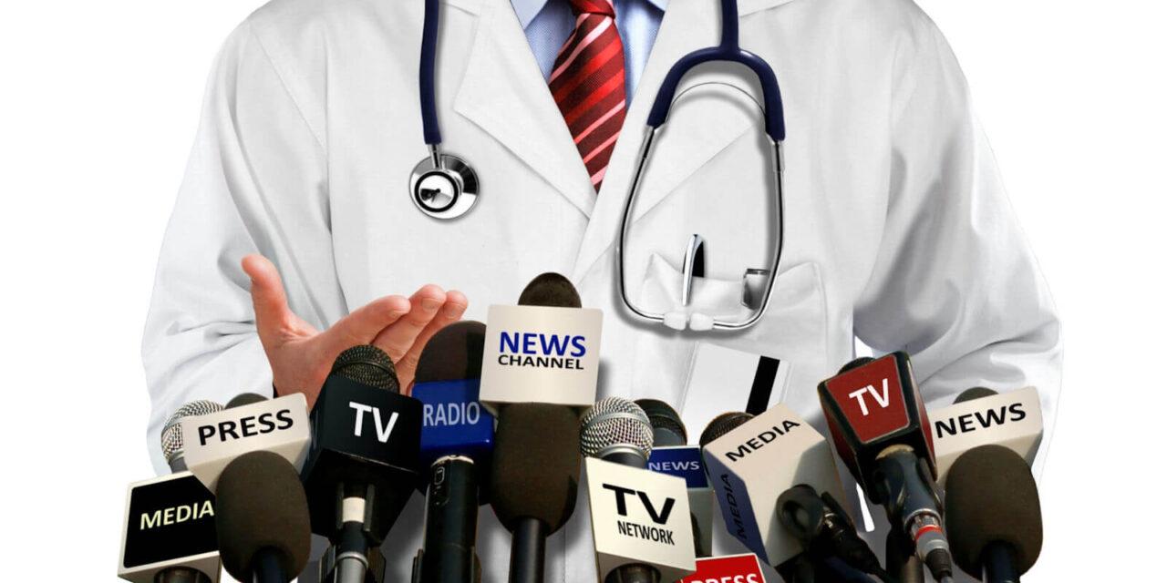 Spannungsfeld Medizin – Medien