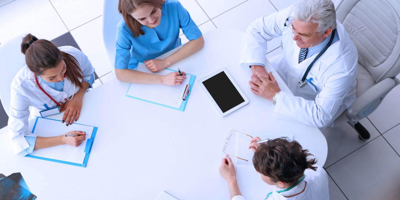 Mastdarmkrebs – Interdisziplinäre Zusammenarbeit