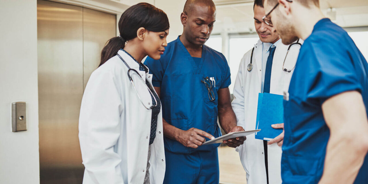 Mastdarmkrebs – Arbeit im Team