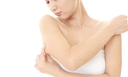 Haut straffen nach Gewichtsabnahme