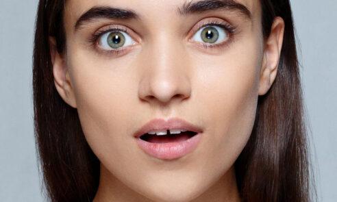 Ästhetische Zahnmedizin bei Zahnlücke