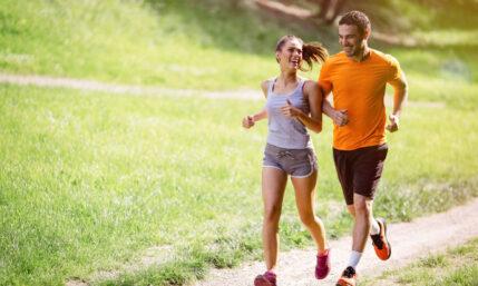 Balance aus Bewegung & Ernährung