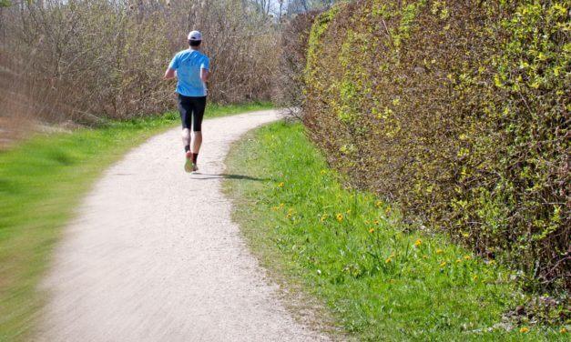 Sport an der frischen Luft