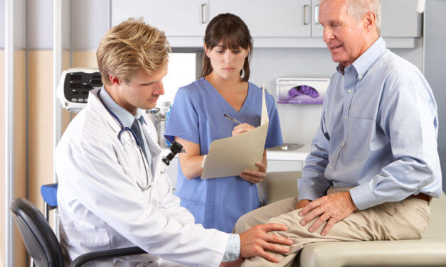 Kniegelenk – Probleme mit Prothese