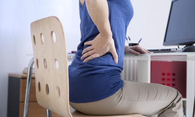 Rückenschmerzen werden chronisch – Chiropraktik kann helfen!
