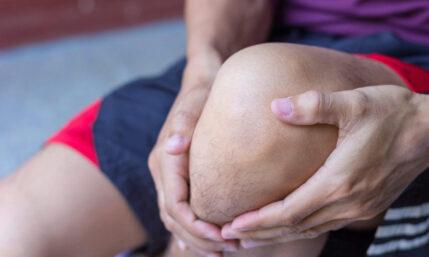 Trauma – Komplexe Knieverletzung nach Unfall