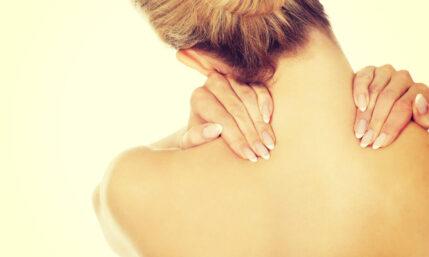 Bandscheibenvorfall in der Halswirbelsäule