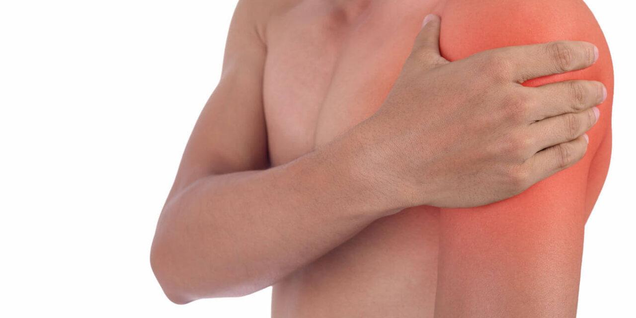 Schultereckgelenk - typische Sportverletzung