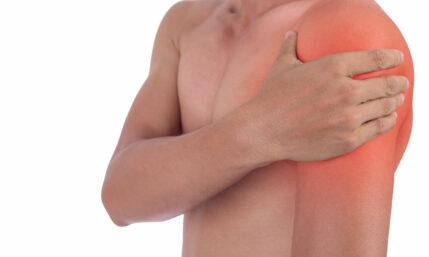 Schultereckgelenk – typische Sportverletzung