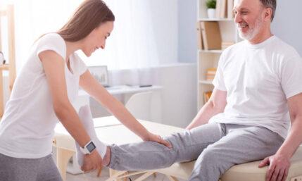 Kniegelenk oder Hüftgelenk ersetzen mit Rapid Recovery-Konzept