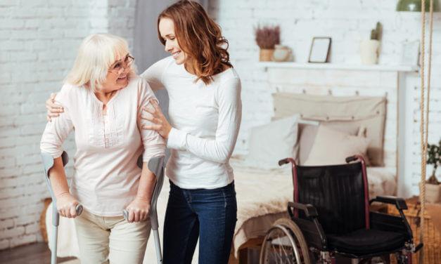 Psychiatrie – Betreuung für Senioren zu Hause