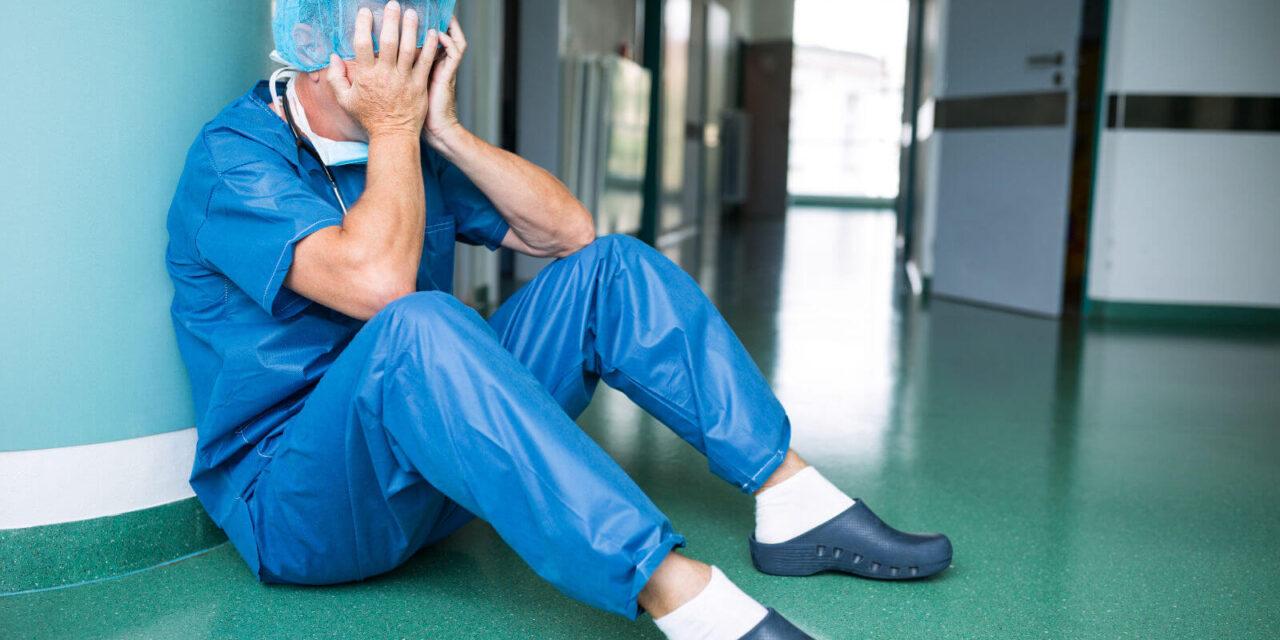 Wenn Ärzte zuviel arbeiten
