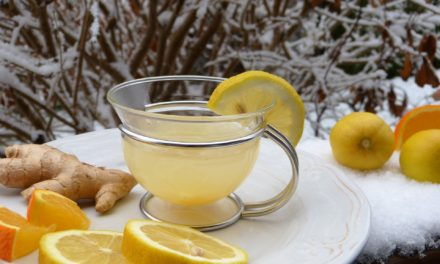 Ingwertee bei Erkältung