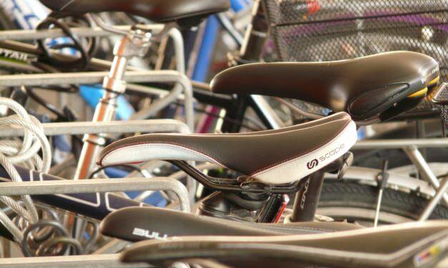 Sicher im Fahrradsattel