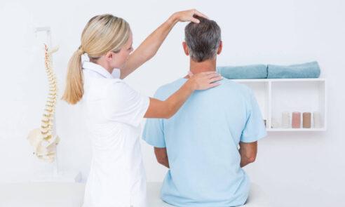 Diagnose und Behandlung beim Chiropraktor