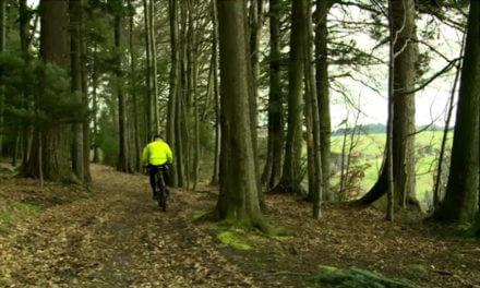 Chirurg Stefan Birrer geniesst seine Freizeit im Fahrradsattel