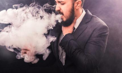COPD? Mit Rauchen aufhören!
