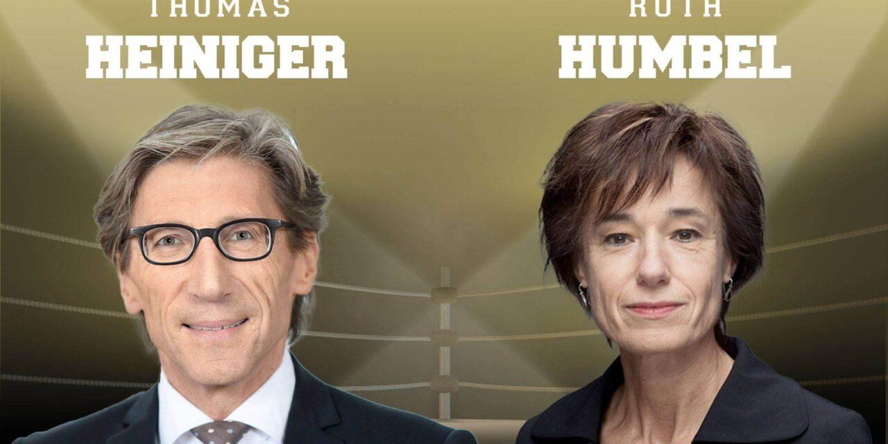 Ambulant/Stationär – Der Kampf um die einheitliche Finanzierung im Ring von BOXENBERN