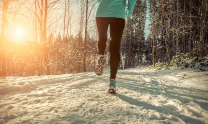 Laufschuhe zücken – Darum sollten Sie auch im Winter nicht aufs Joggen verzichten