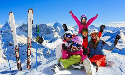 Tipp der Schweizer Chiropraktorinnen und Chiropraktoren: Rückenschonend Wintersport betreiben