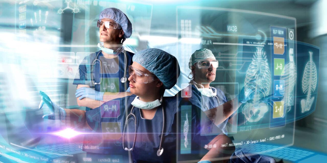 Digitalisierung im Gesundheitswesen – Universitätsspitäler im Lead?