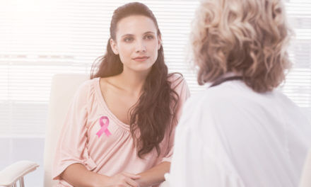 Was macht Brustkrebs mit einer jungen Frau?