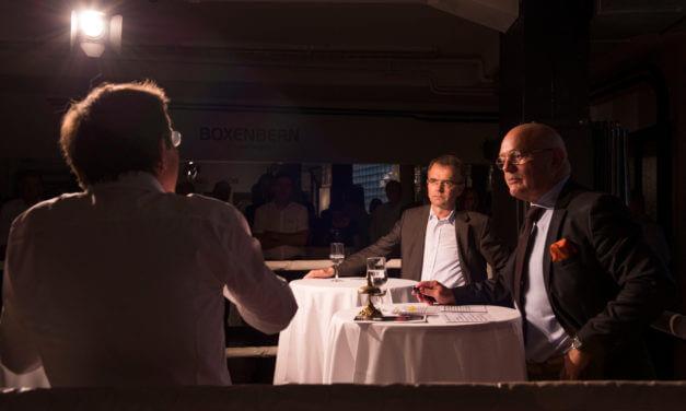 Schlagaustausch in Ring von BOXENBERN: Experimente: Spielraum des KVG nutzen!