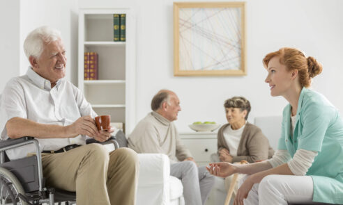 Wohnen im Alter – Trends und Herausforderungen