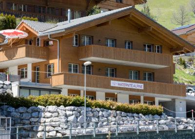 Geburtshaus Maternité Alpine