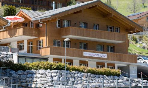 Geburt im Geburtshaus Maternité Alpine
