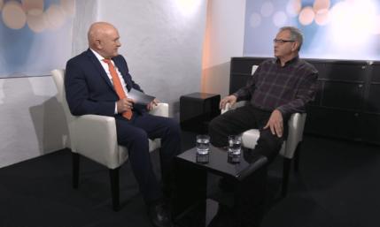 Spannender Job – gesunde Psyche? Unternehmer Peter Stämpfli im Gespräch