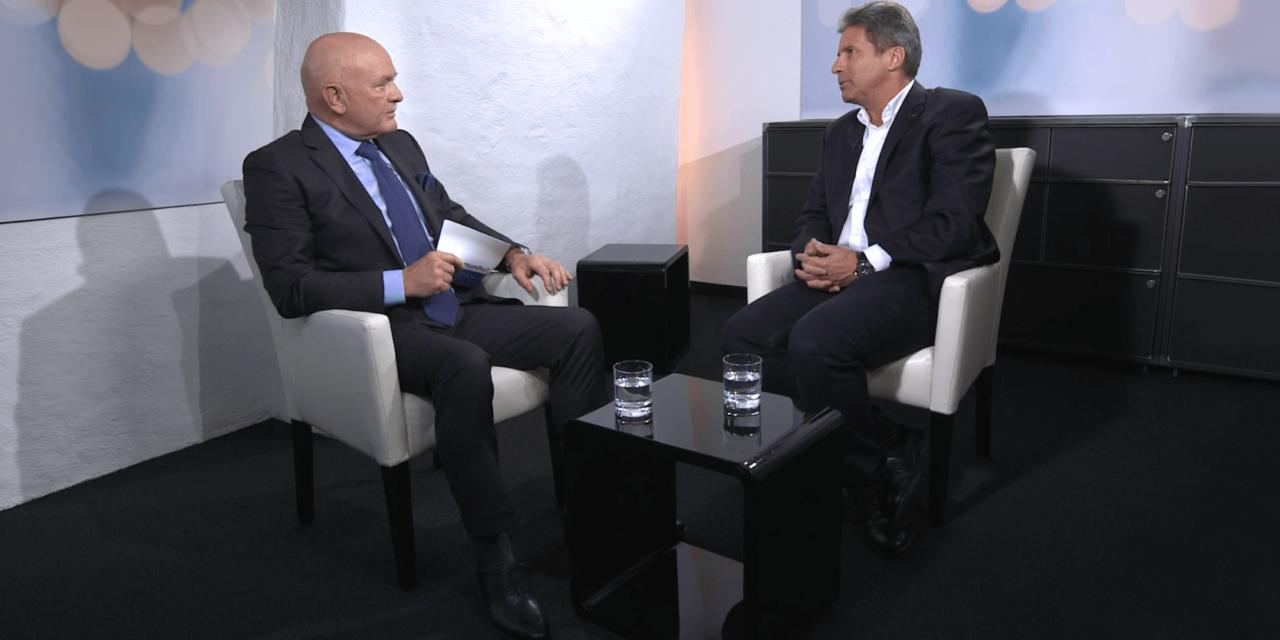 Psychische Belastung im Job am Limit? SBB-Personalchef Markus Jordi im Gespräch