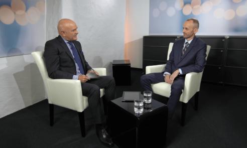 sitem-insel: von der Forschung zum Patienten – CEO Simon Rothen im Gespräch