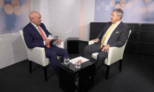 Krank durch Asbest: Stiftung EFA hilft – Stiftungsratspräsident Urs Berger im Gespräch