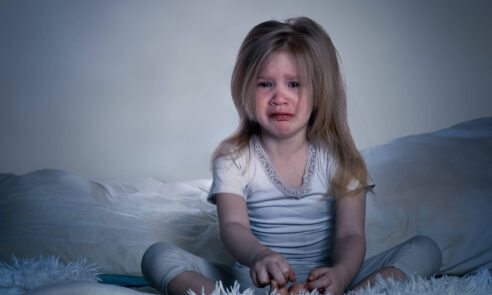 Nachtschreck beim Kind – ein Schreck für Eltern