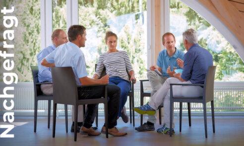 Psychosomatische Rehabilitation 5 Fragen an Melanie Mingirulli, Dipl. Physiotherapeutin