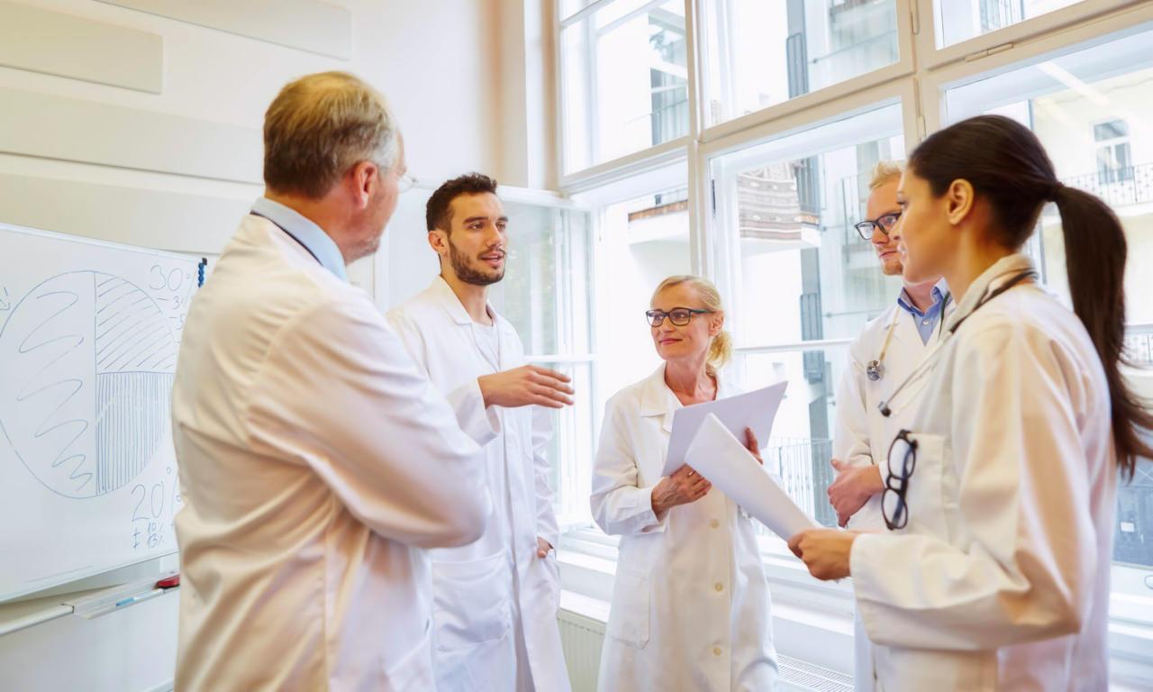 Aus- und Weiterbildung in der Medizin