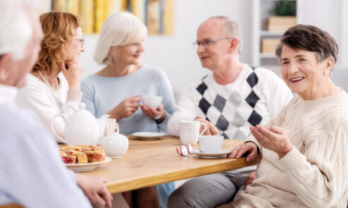 Alterslangzeitpflege in der Siloah