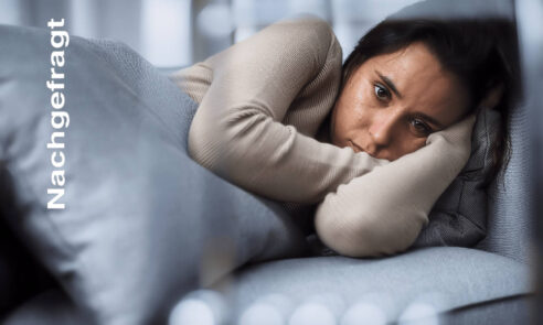 Umgang mit schwerer Depression 6 Fragen an Prof. Dr. med. Christoph Nissen, Facharzt FMH für Psychiatrie und Psychotherapie