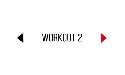 Workout 2 mit Cheftrainer von BOXENBERN