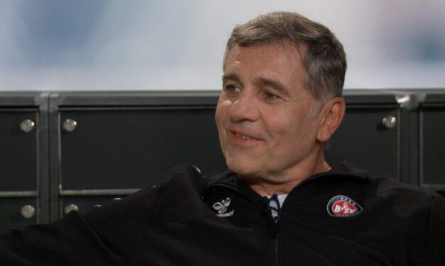BSV Bern-Cheftrainer Martin Rubin: Freude und Vollgas!